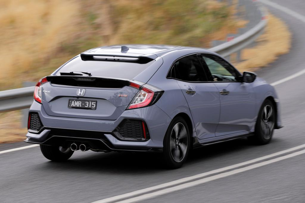 Honda Civic Hatch 2017 Review Wwwcarsalescomau
