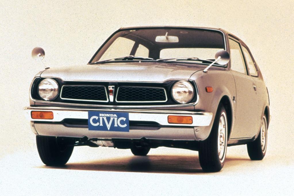 Honda Civic celebrates 45 years of production - www carsales
