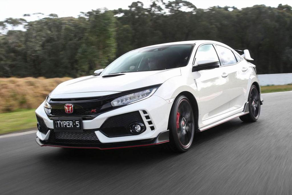 Honda Civic Type R 2017 Review - www carsales com au