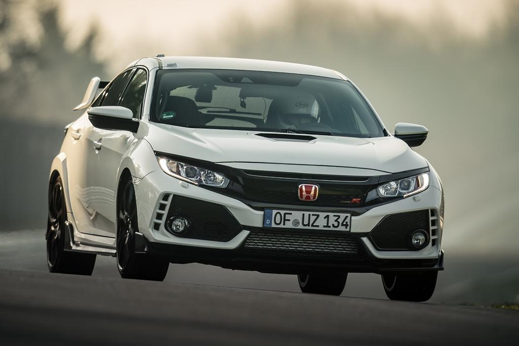 Honda Civic Type R priced from $50,990 - www carsales com au