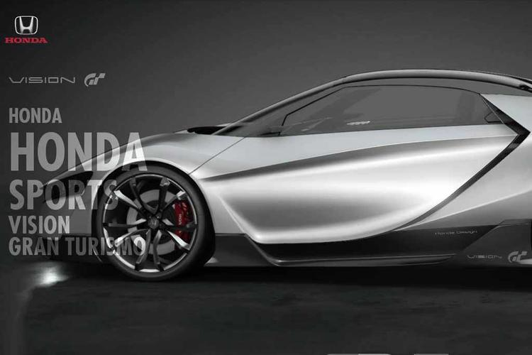 It Looks Great, But I Know Nothing About That Car,u201d Said Honda Australia  Director Stephen Collins.