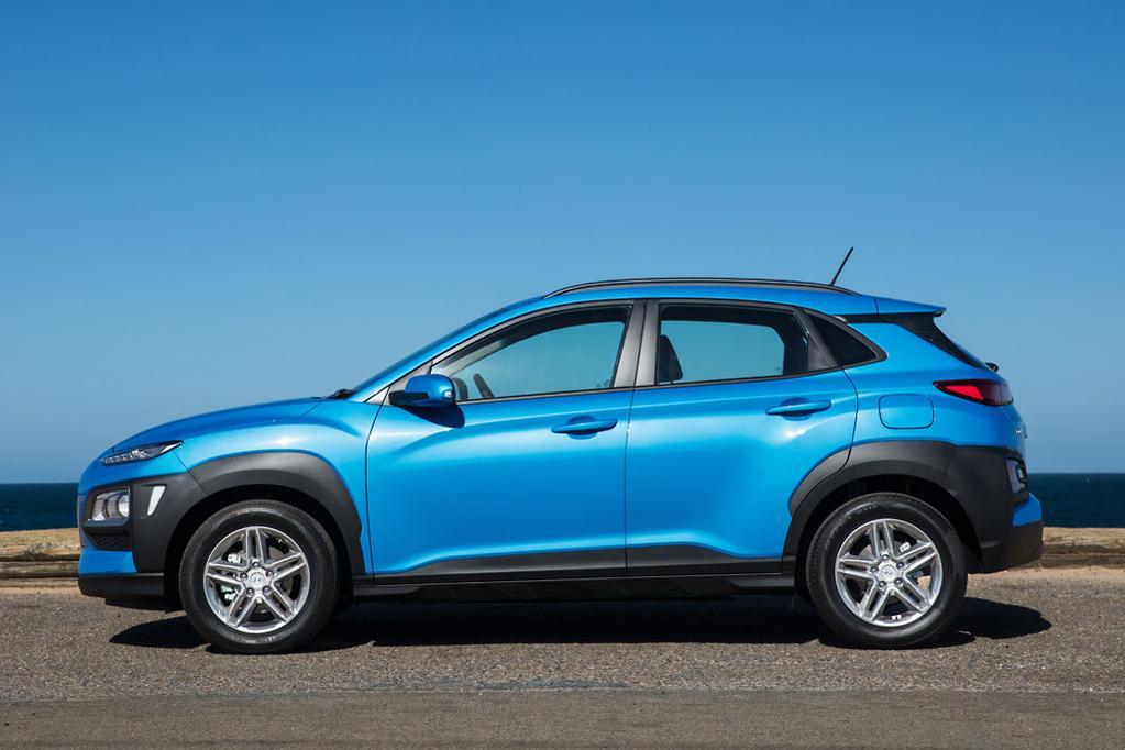 Hyundai Kona 2017 Review Www Carsales Com Au