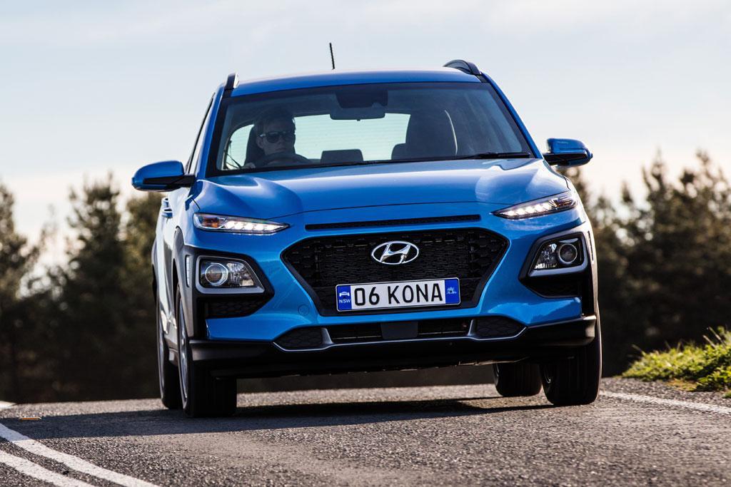 Hyundai Kona 2017 Review - www carsales com au