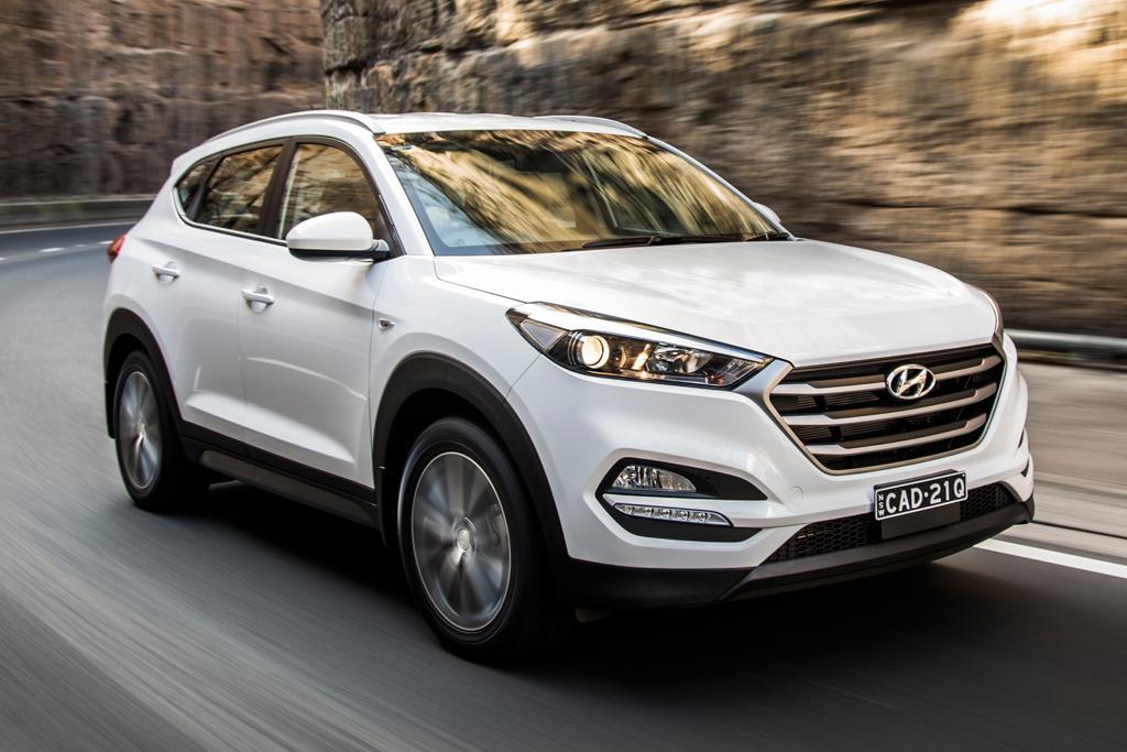 Hyundai Tucson 2016 Review