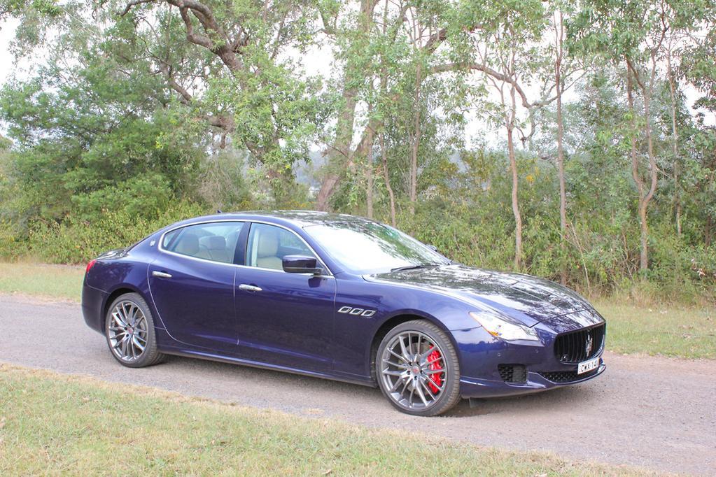 Maserati Quattroporte Gts 2016 Review Carsales