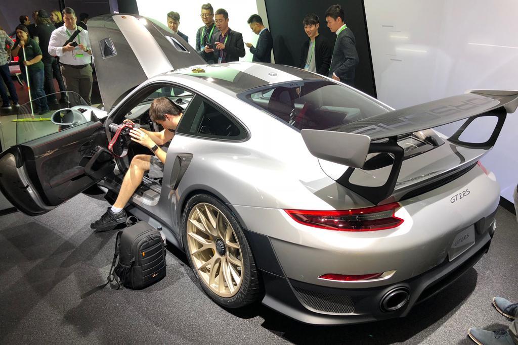 LA MOTOR SHOW Porsche Confirms Hybrid Wwwcarsalescomau - Next auto show
