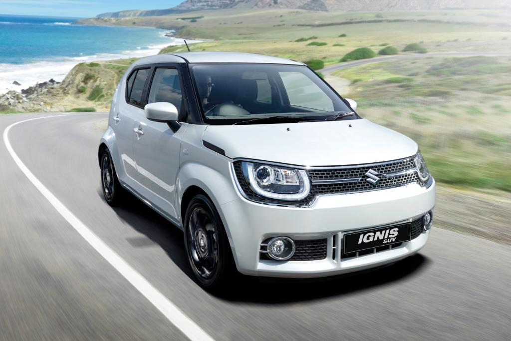 Suzuki Ignis 2017 Review - www carsales com au