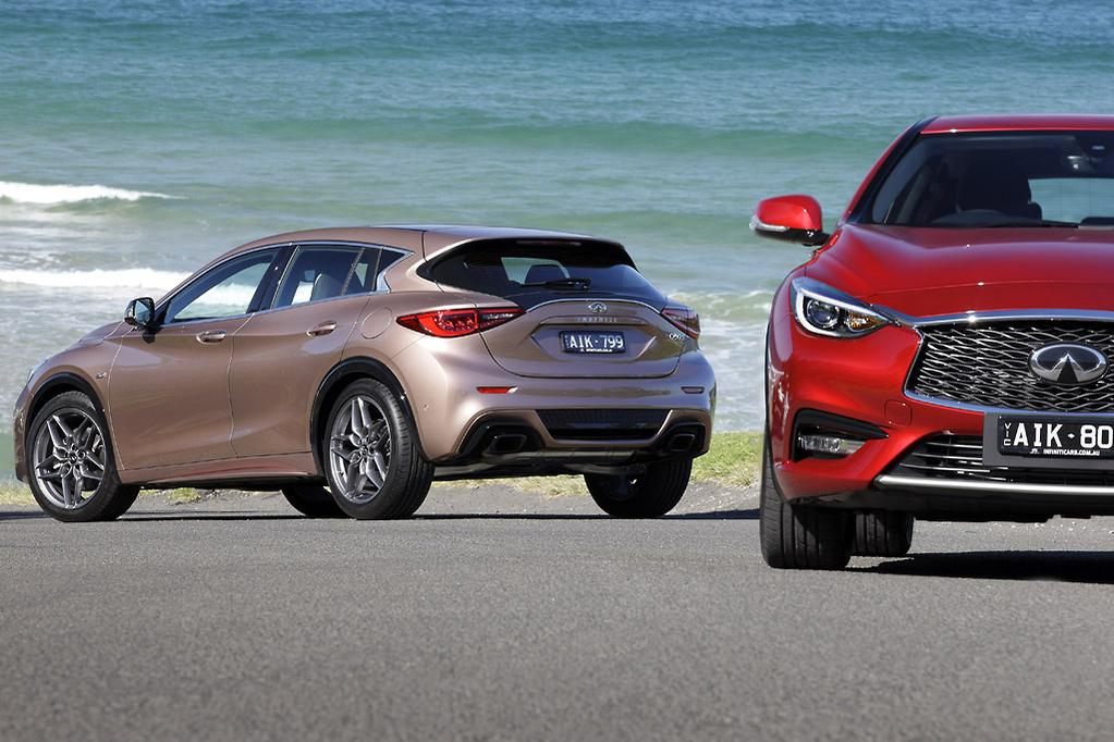 Infiniti Prices Q30 For Competitiveness Www Carsales Com Au