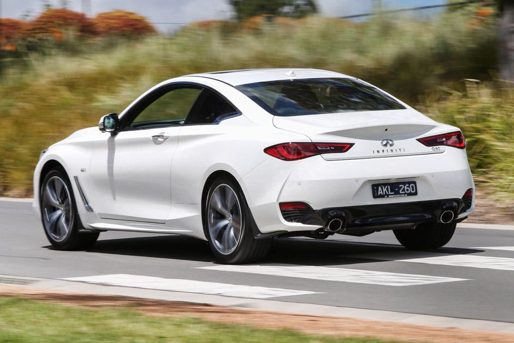 For All The Bravado Of The Front End The Q Is Pretty Aerodynamic With A Drag Coefficient Of