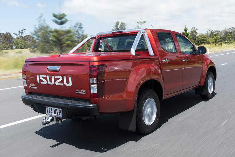 And A Hefty Update It Is For Start The 30litre Fourcylinder Turbodiesel Has Been Reworked Produced Exclusively Australian Market: Isuzu Dmax 2015 Wiring Diagram At Satuska.co