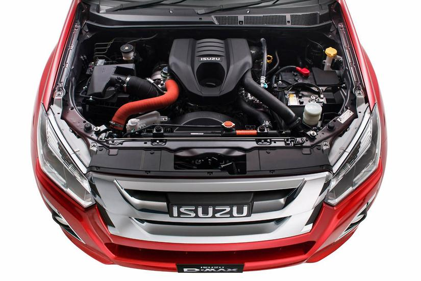 Isuzu Oz rules out new 1 9-litre engine – for now - www
