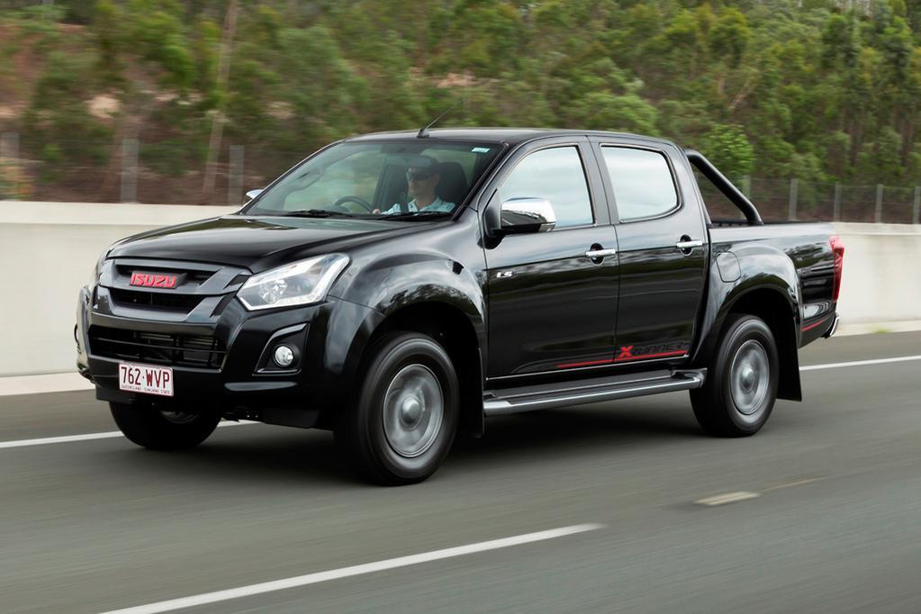 X-RUNNER returns to Isuzu D-MAX range - www carsales com au