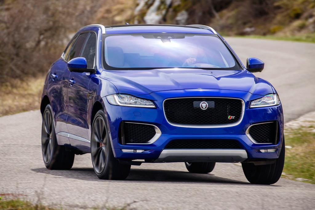 Jaguar F Pace 2016 Review