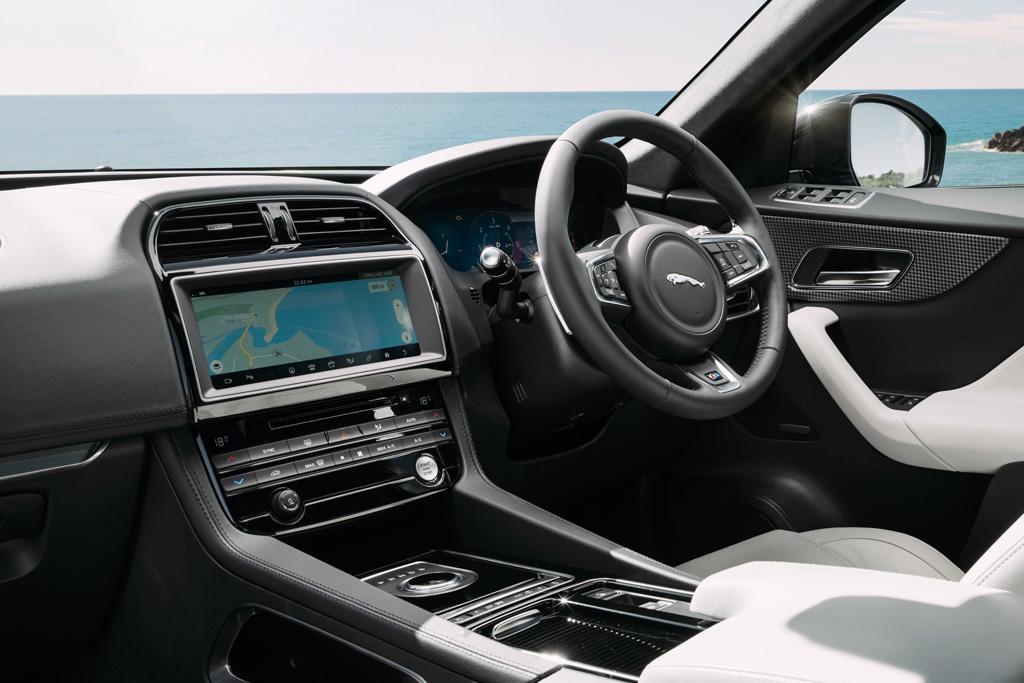 Infotainment Review: Jaguar InControl Touch Pro - www carsales com au