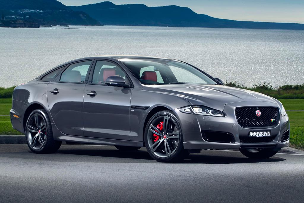 Jaguar XJR and XJR R-Sport 2016 Review - www carsales com au