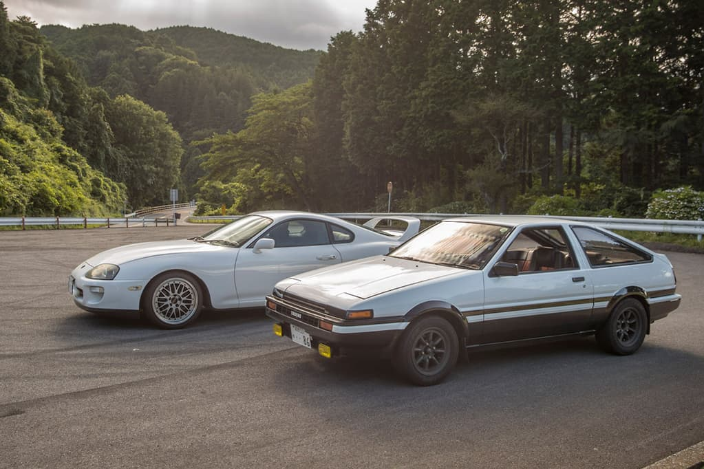 Touge By Toyota Driving Japan S Best Classic Sports Cars Www