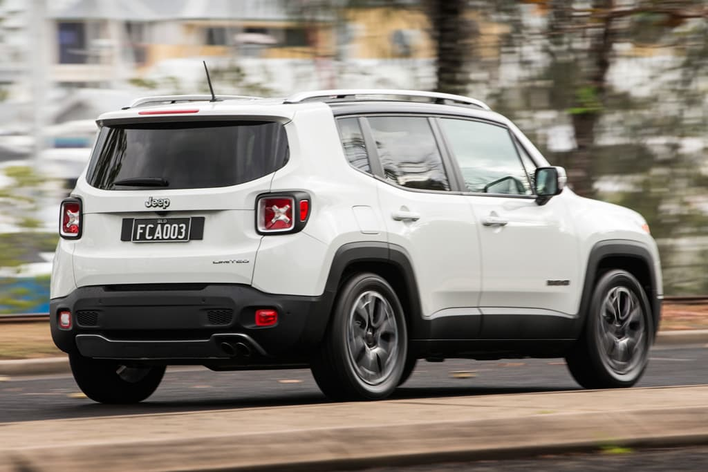 Jeep Renegade Limited >> Jeep Renegade 2016 Review Www Carsales Com Au