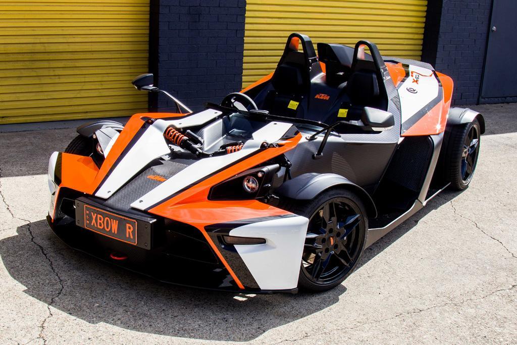 KTM X Bow R Lands In Australia