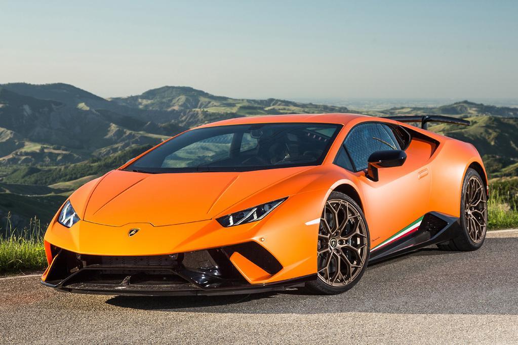 Lamborghini Huracan Performante 2017 Review Www Carsales Com Au
