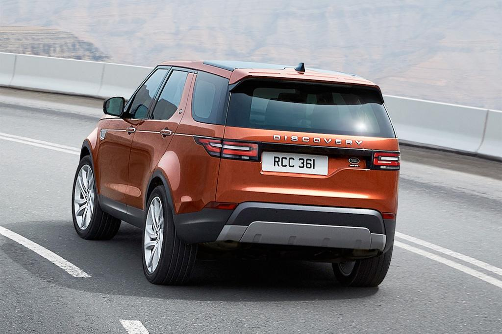 New Land Rover Discovery >> New Land Rover Discovery From Under 66k Www Carsales Com Au