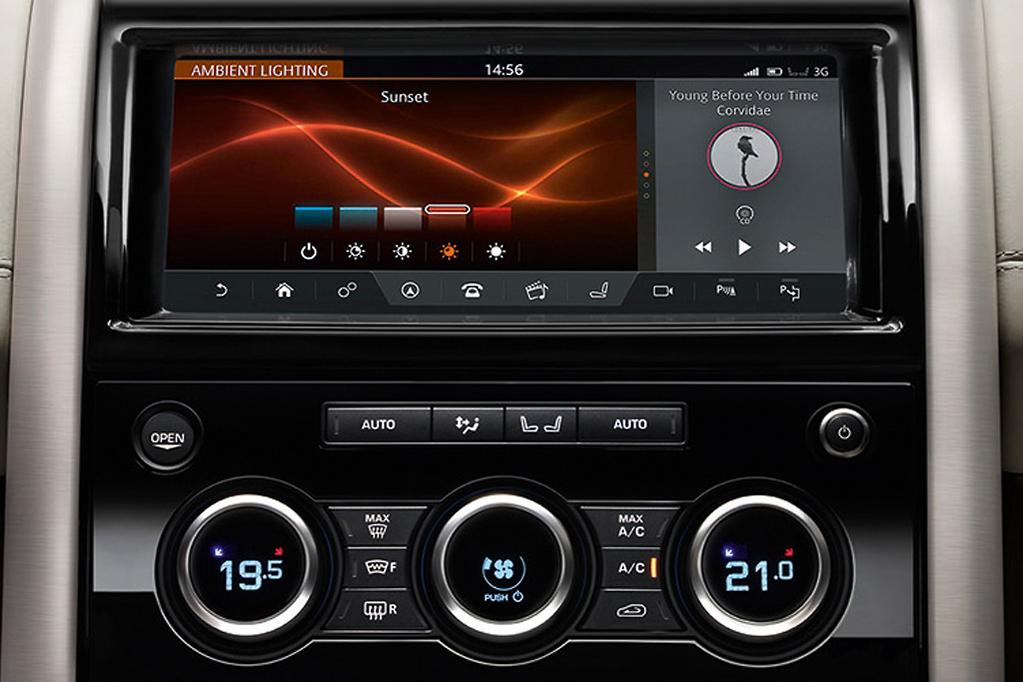 However At The Time Of Review Jlr Was Only Just Poised To Introduce Connected Features Down Under But Now Options Have Arrived