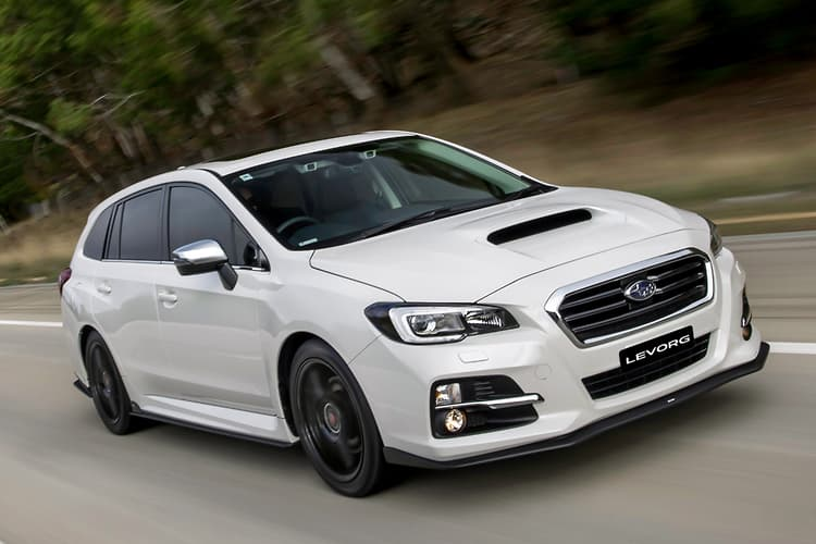 Subaru levorg gts spec b