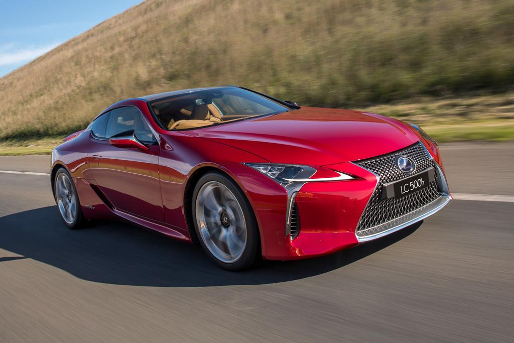 Lexus Lc 500 And Lc 500h 2017 Review Www Carsales Com Au