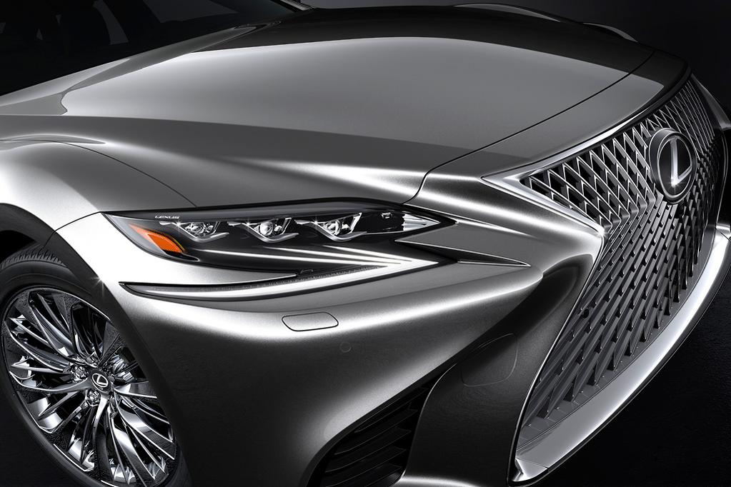 New Lexus flagship on sale from April - www carsales com au