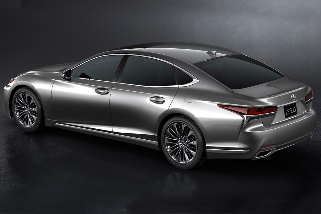 DETROIT MOTOR SHOW: Lexus debuts new LS - www carsales com au