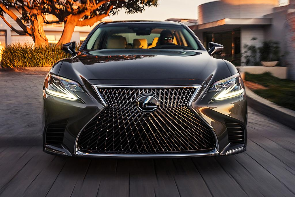 New Lexus Flagship On Sale From April Www Carsales Com Au