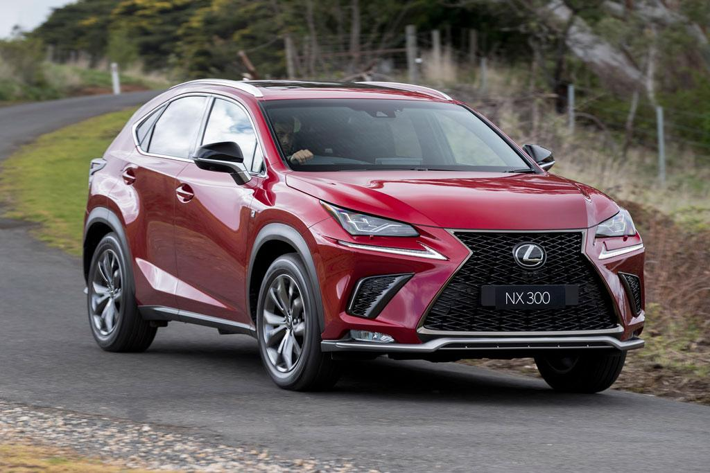 Lexus Nx 300 2018 Review