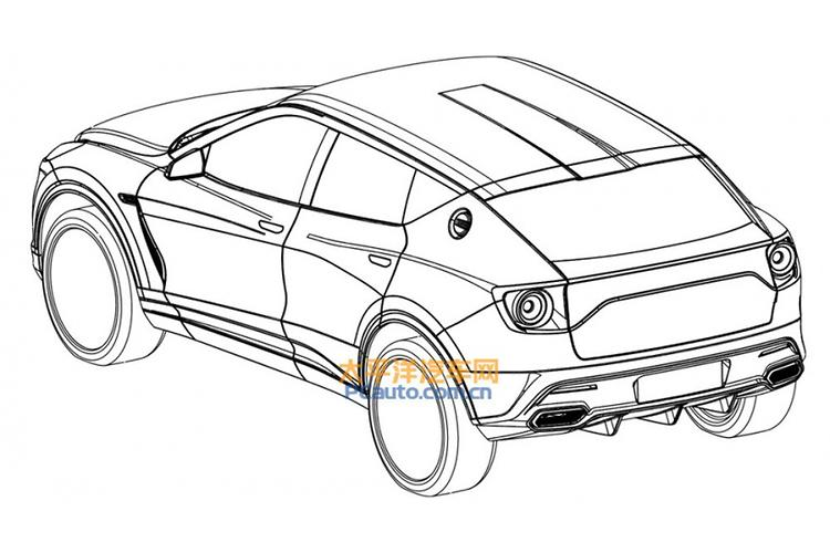 Leaked Genre Busting Lotus Suv Revealed By Patents