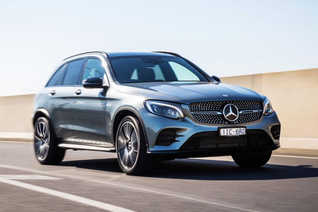 Mercedes Amg Glc 43 2016 Review