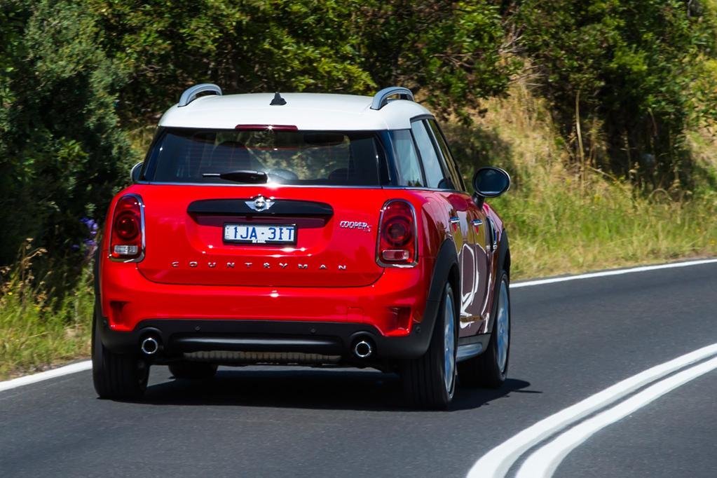 MINI Countryman 2017 Review - www carsales com au