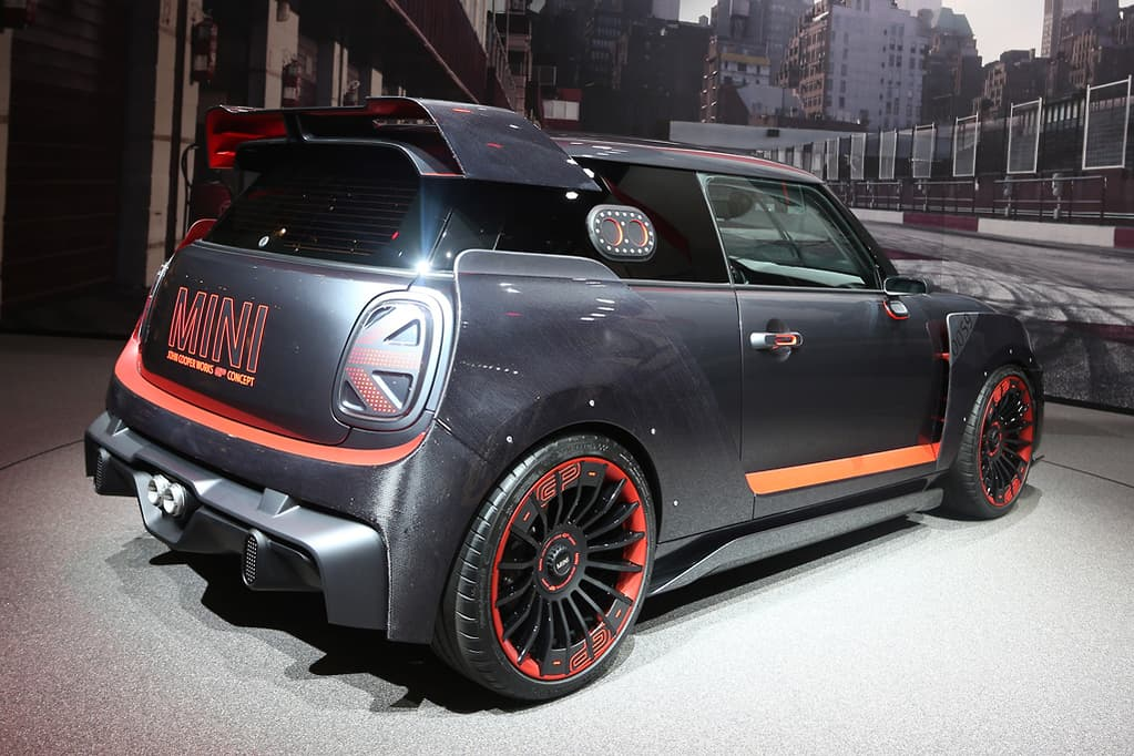 Frankfurt Motor Show Mini Mulls Hyper Hatch Wwwcarsalescomau