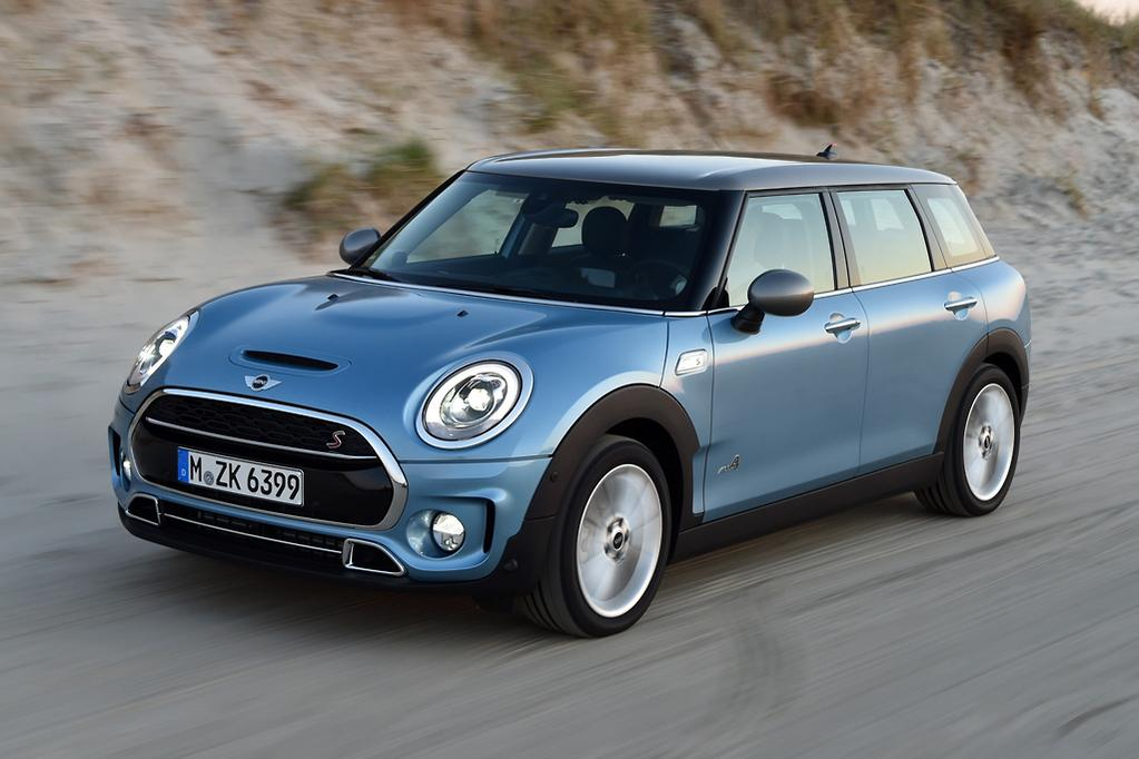 Mini Clubman All4 2016 Review Carsales