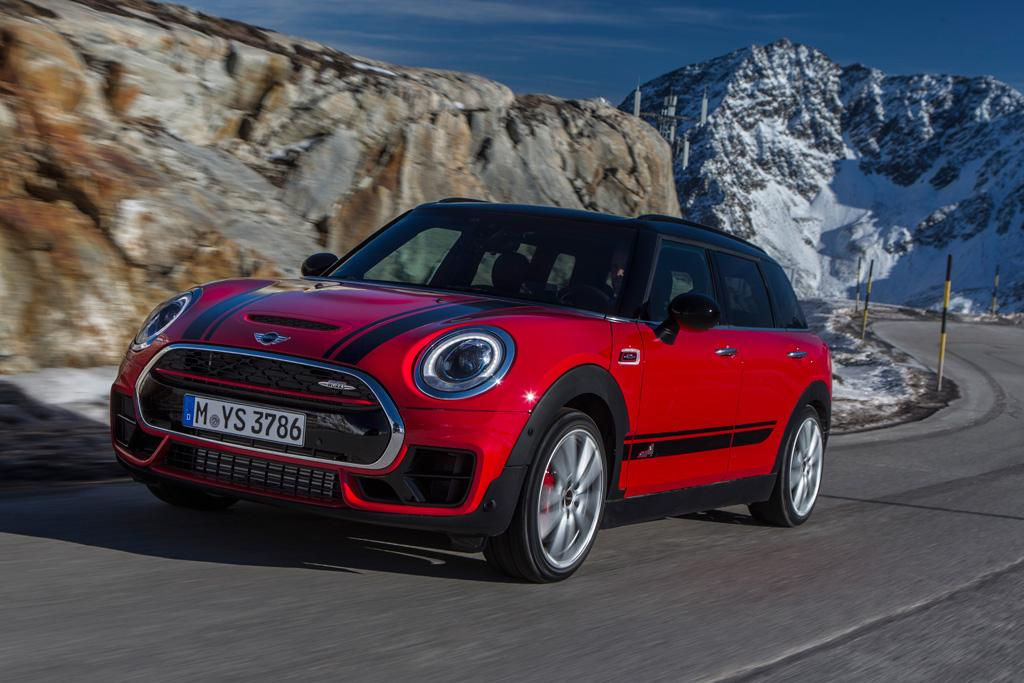 Mini John Cooper Works Clubman 2017 Review Carsales