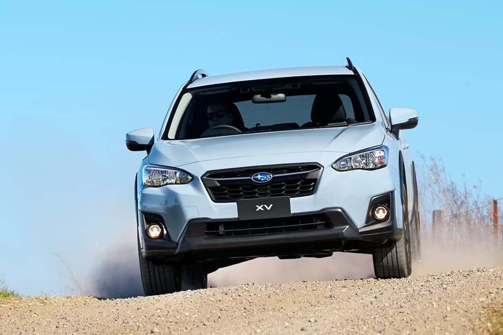 Subaru Xv 2017 Review