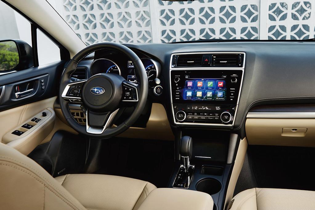 Subaru reveals 2018 Liberty - www carsales com au