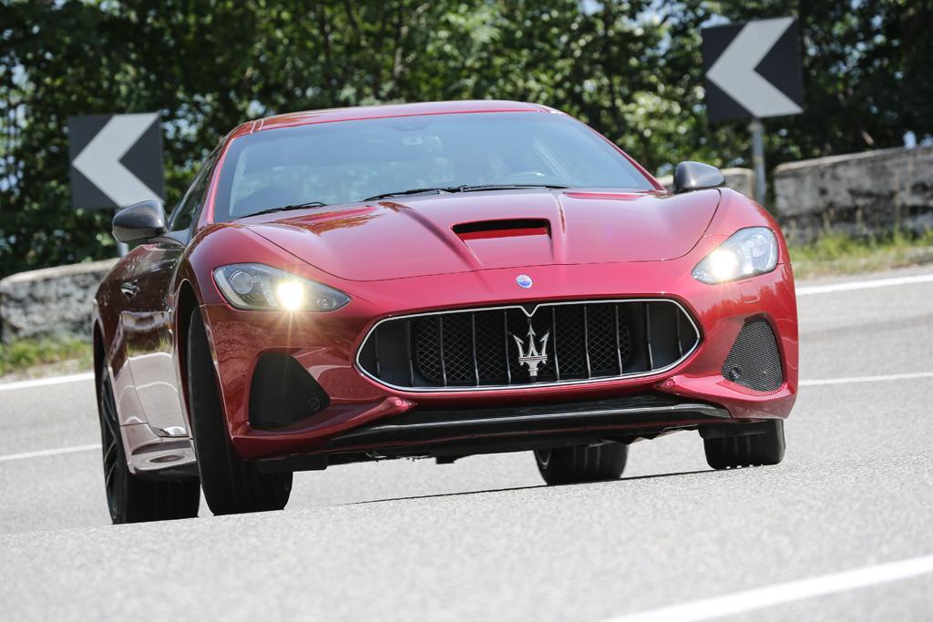 Maserati Granturismo 2017 Review