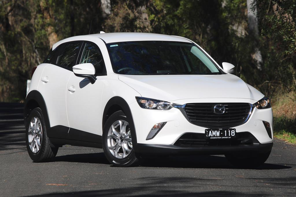 Mazda Cx 3 2017 Review