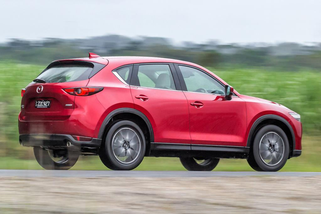 mazda cx-5 2017 review - www.carsales.au