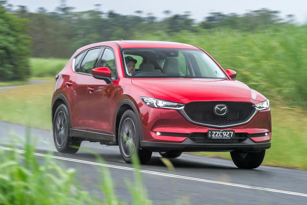 Mazda Cx 5 2017 Review