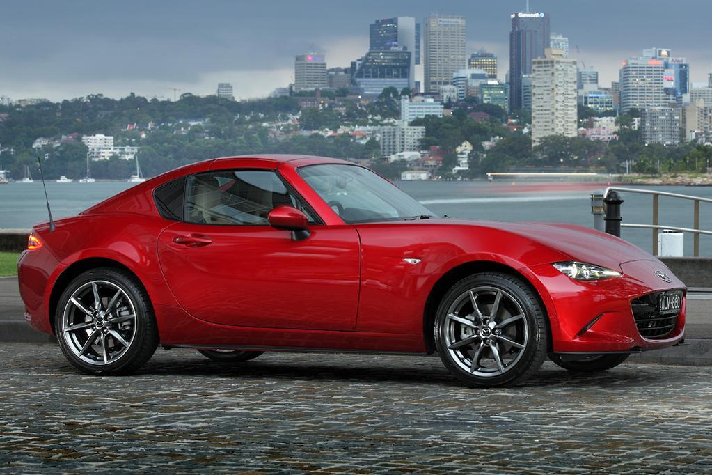 Mazda MX-5 RF 2017 Review - www carsales com au