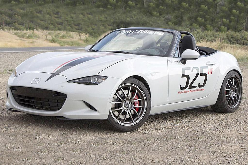 V8 power for Mazda MX-5 - www carsales com au