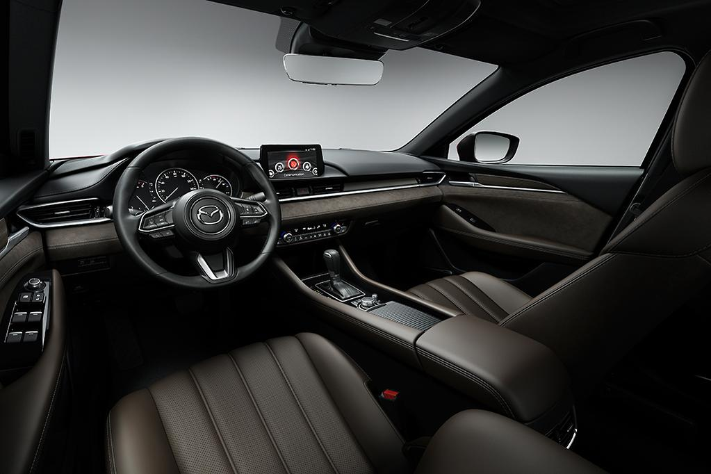 LA MOTOR SHOW: Sizzling new Mazda6 - www carsales com au