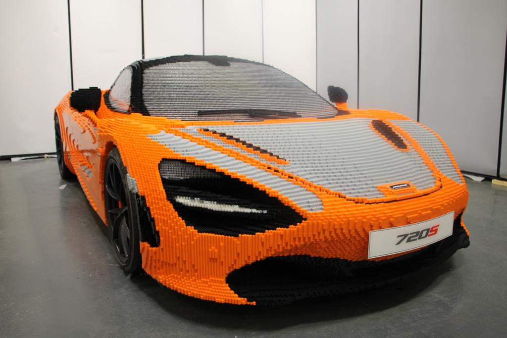 video: lego mclaren 720s is amazing - www.carsales.au