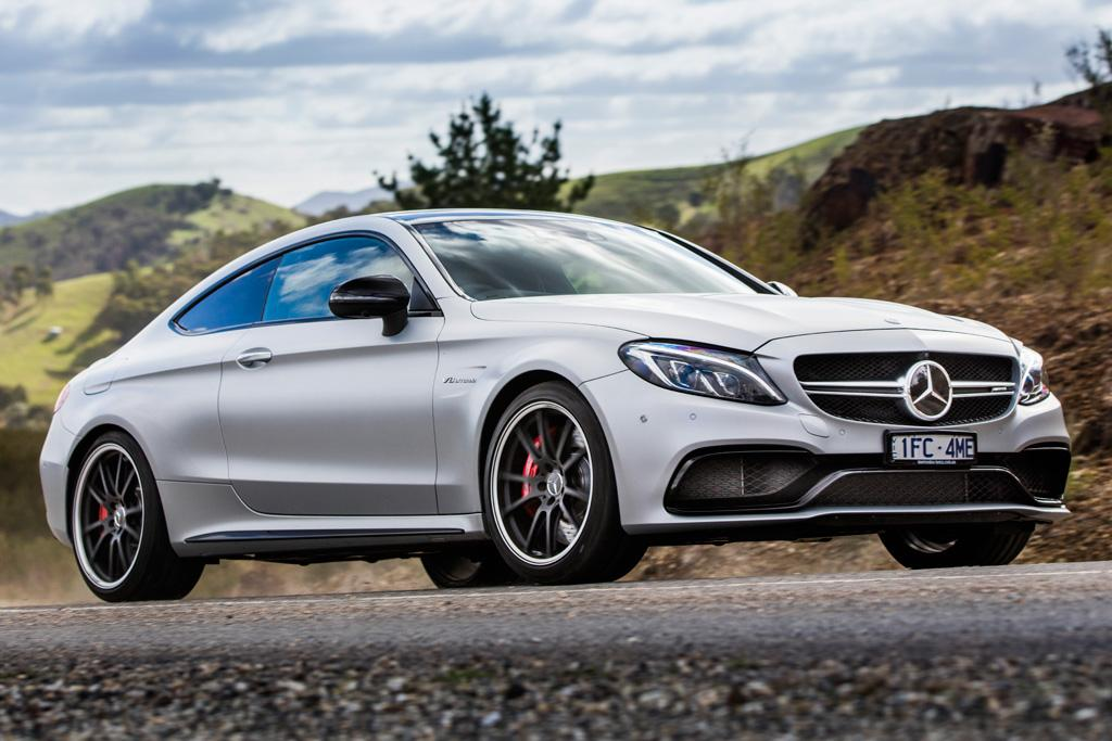 Mercedes Amg C 63 S Coupe 2016 Review