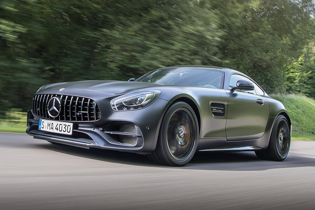 mercedes amg gt c coupe edition 50 2017 review www. Black Bedroom Furniture Sets. Home Design Ideas