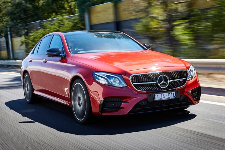 Mercedes-AMG E 43 2017 Review - www carsales com au